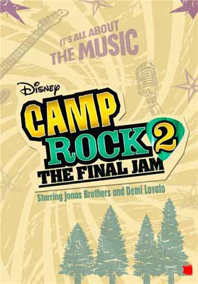 Рок в летнем лагере 2 / Camp Rock: The F